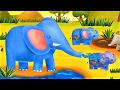 Baby Learn Animals and Funny Habits Of Animals, Fun Educational Game For Kids