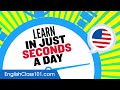 Download Learn New English Words in Just Seconds a Day MP3,3GP,MP4
