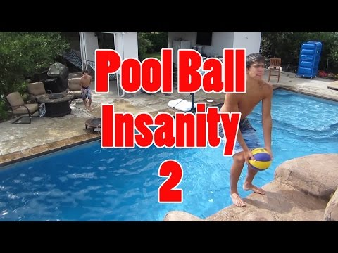 Pool Basketball Insane Dunks and Shots 2