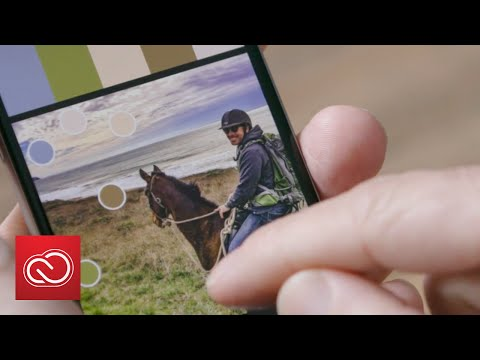 How to Use Adobe Capture CC  | Adobe Creative Cloud