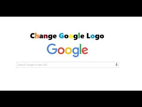 How To Change Google Logo Into Your Name | ITS AMAZING 2016