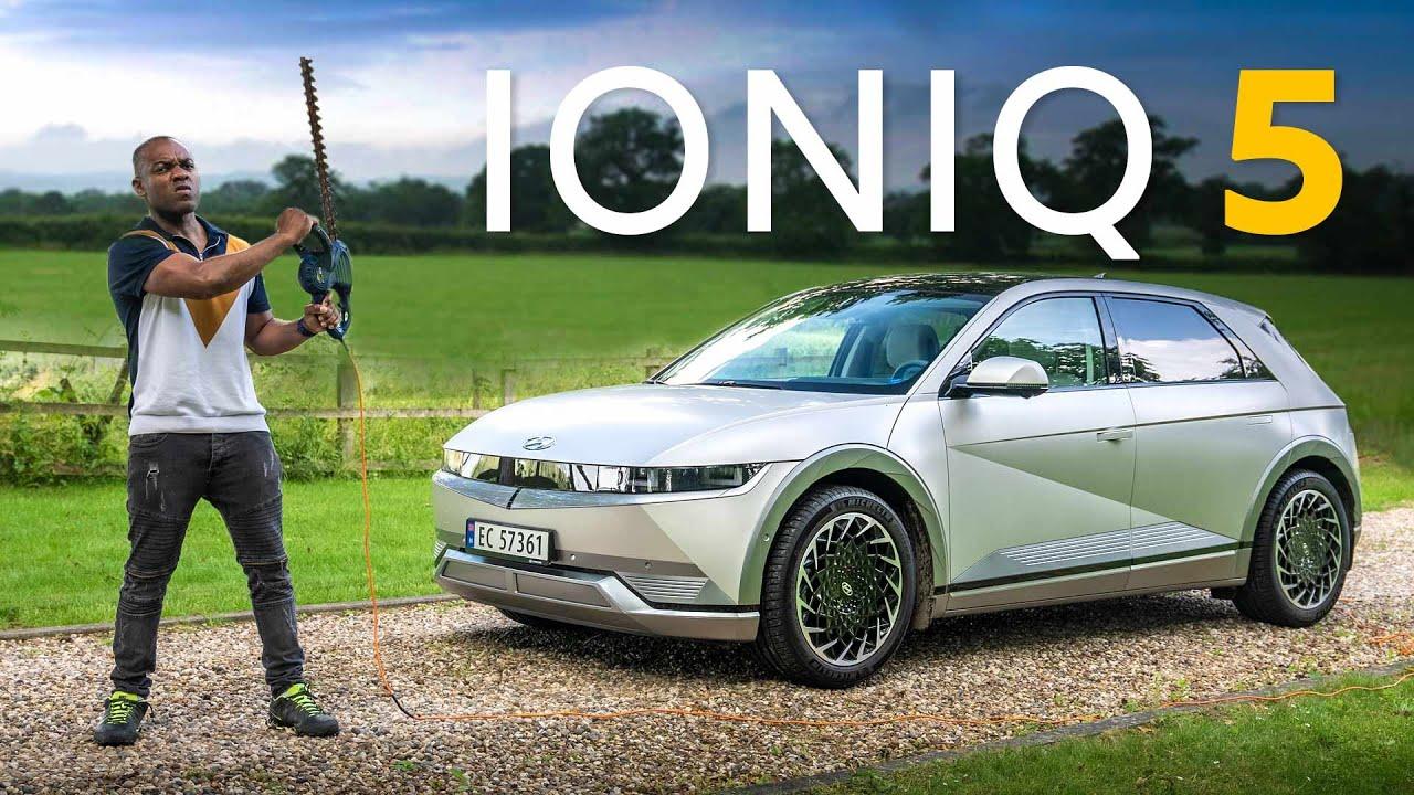 NEW Hyundai Ioniq 5 Review: Tesla FINALLY Meets Its Match?   4K
