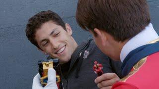 Power Rangers Megaforce - Troy meets Creepox   Episode 2