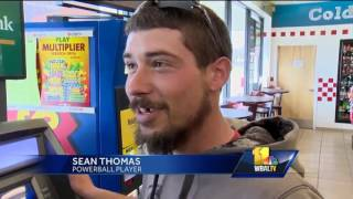 Video Who Won 1m Powerball Ticket Sold In Sykesville