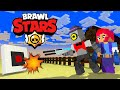 Minecraft Animation Brawl Stars WHO IS THE SHOOTING MASTER