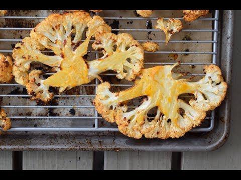 How to make Cauliflower Steaks