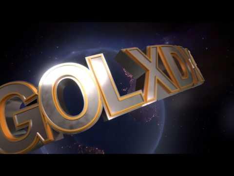 GolxDxRoger - Universal Studios Blender Intro
