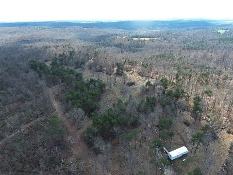 261 Acres of Hunting Land in Caldwell County Known for Big Bucks with Lodging