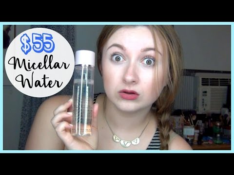 $55 Micellar Water?! Luxury Review | By Terry Cellularose Cleanser [CC]