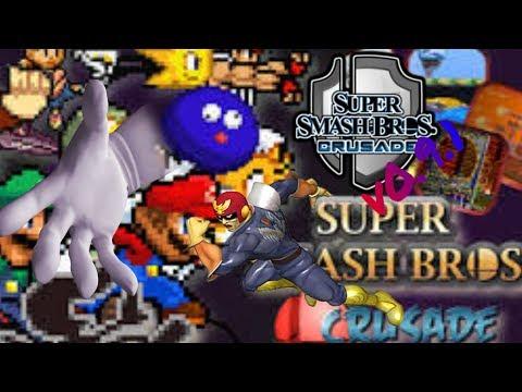 Super Smash Bros Crusade V0.9.1!