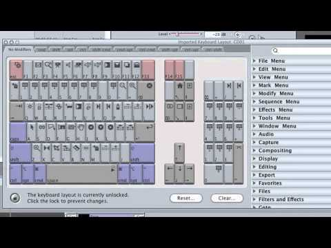 Assigning Keyboard Shortcuts in FCP: Professional Video Production Tips by Web Video Crew