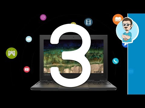 Top 3 Chromebooks 2018 | Lenovo Adds Touch and Pen Features| MWC 2018