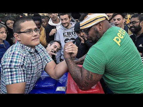 Xxx Mp4 Can You Beat This SCHOOLBOY At ARM WRESTLING 2 0 3gp Sex
