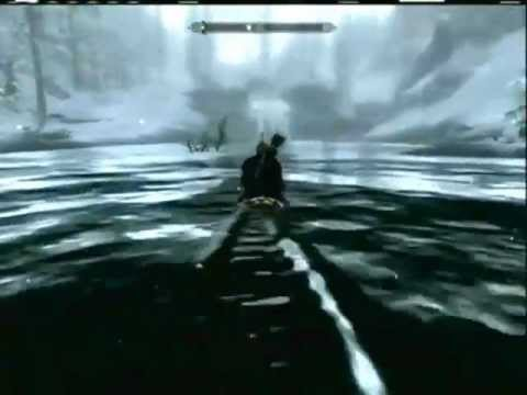 How to get a horse to ride fast in water in skyrim