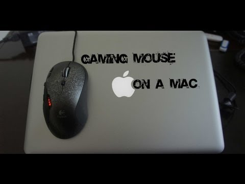 How To set up a Gaming Mouse on a MAC
