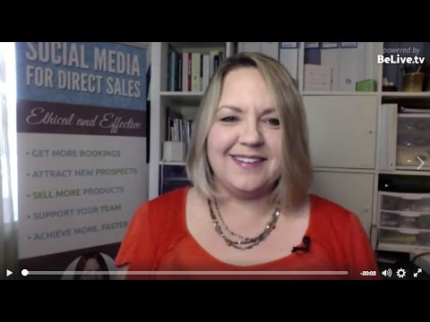 Lunch and Learn - Social Media Q/A with Karen Clark 2-13-17
