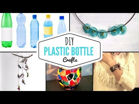 DIY Easy Plastic Bottle Craft Ideas | Creative Recycled Bottles | Best out of Waste Crafts