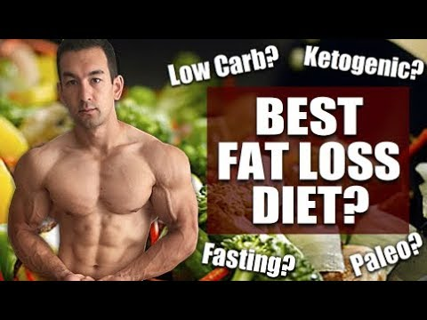 The BEST Diet For Fat Loss (IF? Keto? Carb Cycling? Paleo?)
