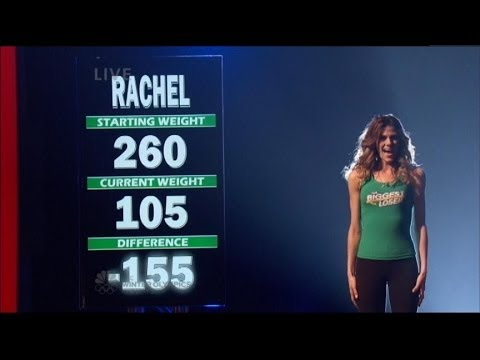 The Biggest Loser: Rachel Frederickson's Weight Loss Drop Stirs Up Controversy