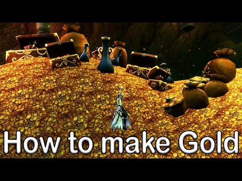 How to make Gold | Aura Kingdom