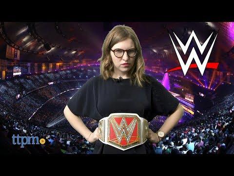 WWE Superstars Women's Championship Belt from Mattel