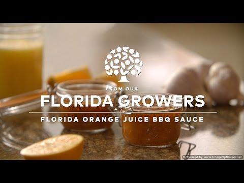 Florida Citrus Grower: Florida Orange Juice Barbeque Sauce