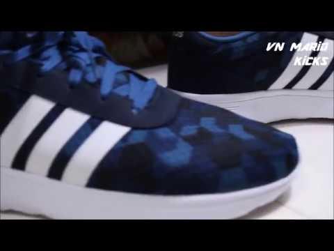 Adidas NEO Men Blue LITE RACER Sneakers