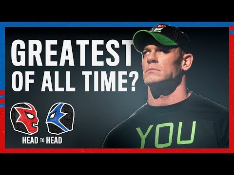 Xxx Mp4 Is John Cena The Greatest Of All Time WWE Head To Head 3gp Sex