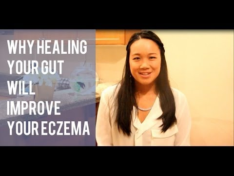 Why Healing Your Gut Will Improve Your Eczema