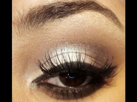 Easy Pearl Eyeshadow Makeup Tutorial