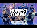 Honest Trailers Commentary MCU