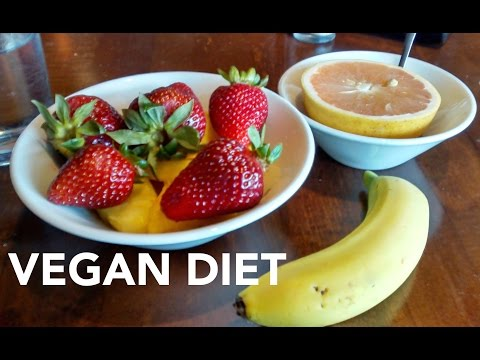 What I Eat a Day on a Vegan Diet