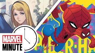 Spider-Ham Saves the Day and Legion Returns!   Marvel Minute