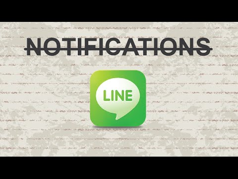 How To Turn Off / Disable LINE Game App Notifications