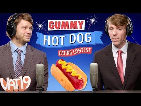 Xxx Mp4 GUMMY Hot Dog Eating Contest 3gp Sex