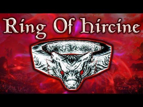 Skyrim SE - Ring Of Hircine - Unique Jewelry Guide