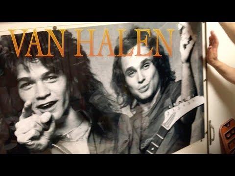 Van Halen Poster....FINALLY!!! - MULLY