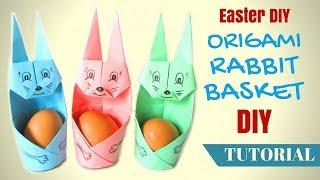 Origami Bunny Basket - A Spoonful of Sugar | 180x320