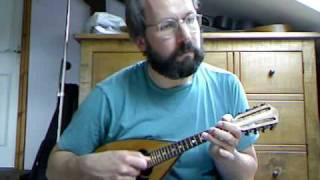 Classical Mandolin: Waves Of The Danube/donauwellen (i Ivanovici), On Solo Embergher Mandolin