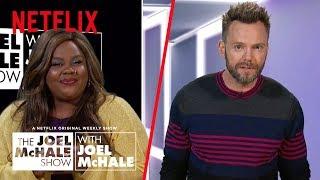 Nicole Byer Announces New Fragrance | Joel McHale Show | Netflix