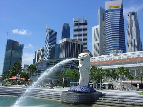 Welcome Singapore, to the United States...