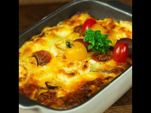 5-Cheese Lasagna