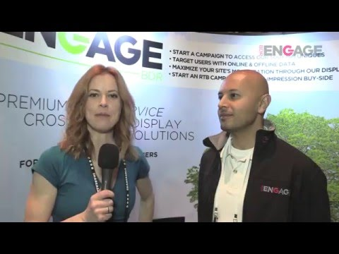 Ted Dhanik of engage:BDR talks Video Advertising at #ASW16 (Part 1)