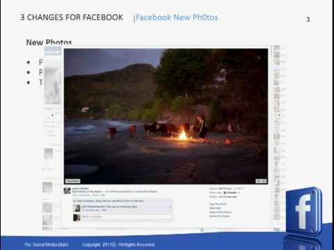 New Facebook Changes- 3 changes you should know