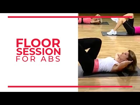 Floor Session for ABS! (Ab Workout)