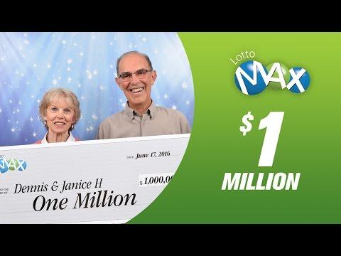 LottoMax winners