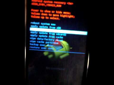Lenovo A536 Malfunction
