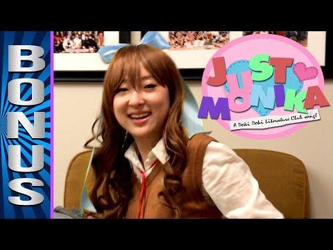 JUST MONIKA - Behind the Scenes (Doki Doki Literature Club)