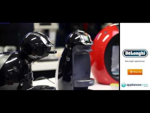 Overview of the Delonghi family of brands - Appliances Online