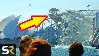 Kaiju: 5 Movie Monster Secrets You Didn